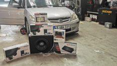 Honda Multimedya ve Ses Sistemi Uygulamamız