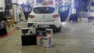Clio Multimedya Ve Ses Sistemi Uygulamamız