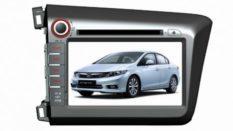 Naviin NVN 531 New Honda Civic Navigasyonlu Multimedya