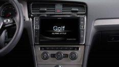 Alpine i902D-G7 Volkswagen Golf7