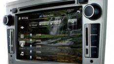 Audio System Multimedya Navigasyon AS 1403 Opel 2004-2012