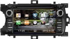Audio System Multimedya Navigasyon AS 1441 Toyota Yaris 2012-2013