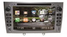 Audio System Multimedya Navigasyon AS 1473 Peugeot 308-408 2010-2011